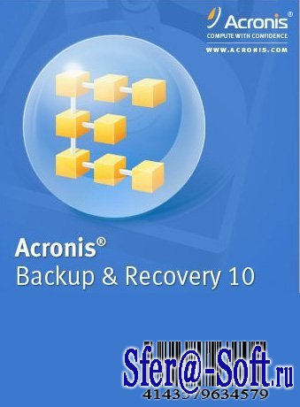 Acronis Backup and Recovery 10.0.11345 Rus