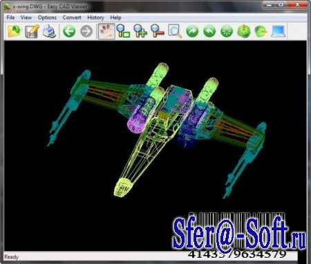 Easy CAD Viewer 1.0.3.81