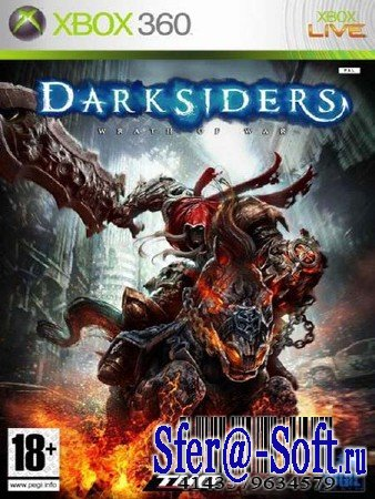 Darksiders: Wrath of War (2009/ENG/RF/XBOX360)