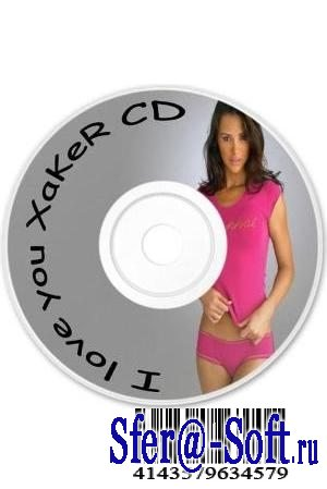 Windows XP XaKeR CD 8.0.2010