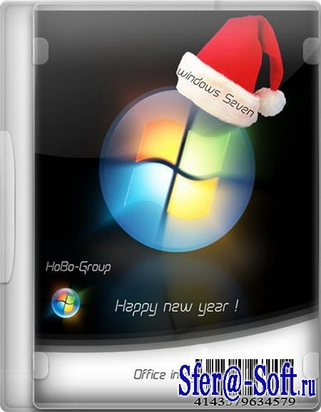 Windows Seven 7600 Ultimate by HoBo-Group