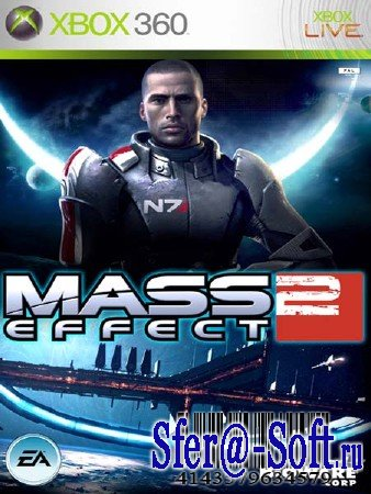 Mass Effect 2 (2010/ENG/XBOX360/RF)