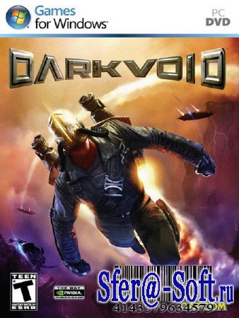Dark Void (2010/RUS/Repack/2.72GB)