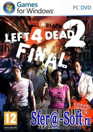 Left 4 Dead 2 RedBLACK FINAL