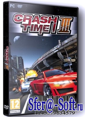 Crash Time 3 - Portable