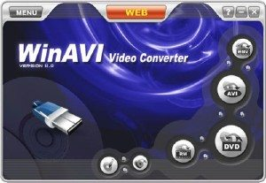 WinAVI Video Converter 10.0 Portable
