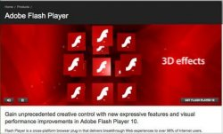 Adobe Flash Player 10.0.42.34 RUS