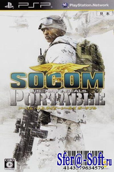 SOCOM: U.S. Navy SEALs Portable (2010/Multi2/PSP)