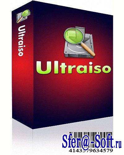 UltraISO Premium Edition 9.3.6.2750