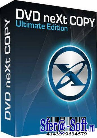DVD neXt COPY Ultimate v3.0.7.5