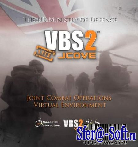 Virtual Battlespace 2: JCOVE Lite