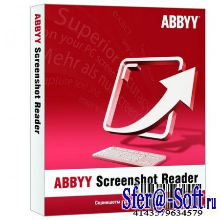 ABBYY Screenshot Reader 9.0.0.1051 + лицензия