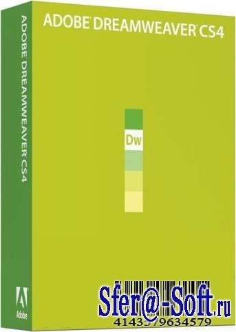 Adobe Dreamweaver CS4 10.0 + Portable