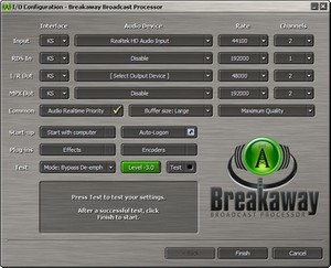 Breakaway Broadcast Processor v 0.90.69