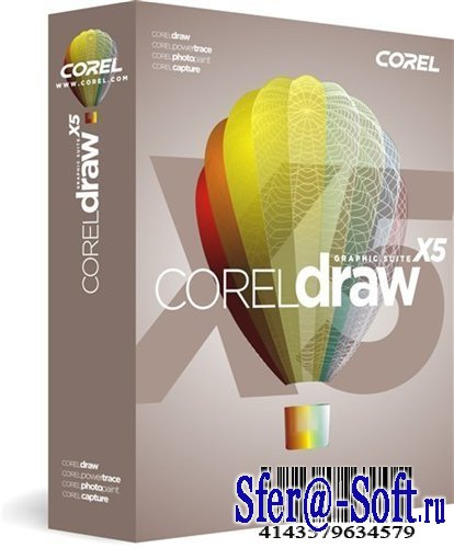 CorelDRAW Graphics Suite X5 15.0.0.486 Final