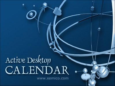 Active Desktop Calendar 7.9.100226