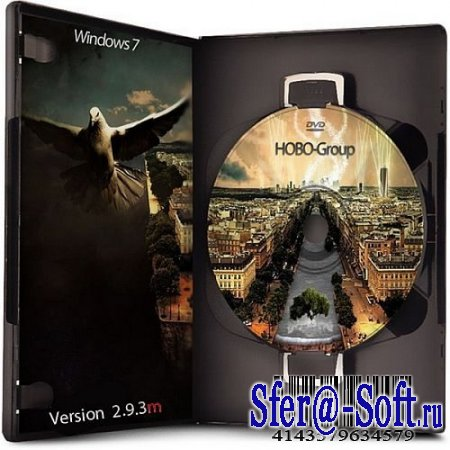Windows 7 Ultimate RTM x86 2.9.3m HOBO-GROUP (2010/RUS)
