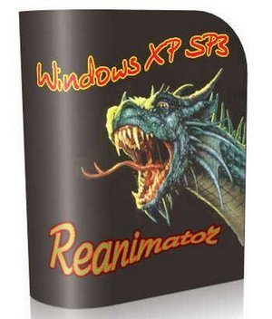 Windows XP SP3 Reanimator + Update 04.2010