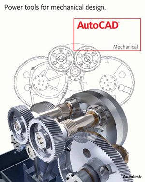 Autodesk AutoCAD Mechanical 2011 English and Russian x32/x64 (2010) ISZ