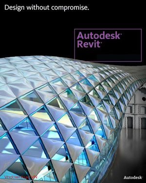 Autodesk Revit Architecture 2011 x32/x64 English and Russian (2010) ISO