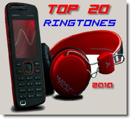 Top 20 Ringtonфсes for cellphone (2010) MP3
