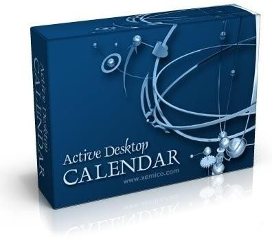 Active Desktop Calendar 7.9 Build 100226