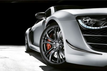 Audi R8 GT Screensaver