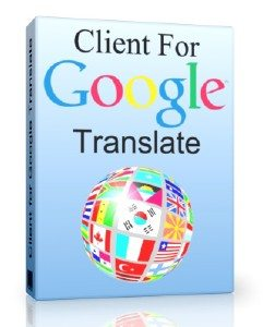 Client for Google Translate PRO v4.5.381 + (Portable и словари)