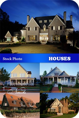 Stock Photo - Houses