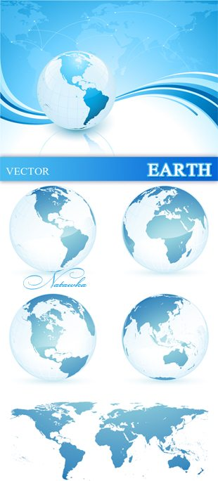 Earth - vector