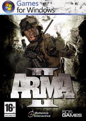 Arma 2 + ArmA 2: Operation Arrowhead (2in1) (2009-2010/RUS/ENG)