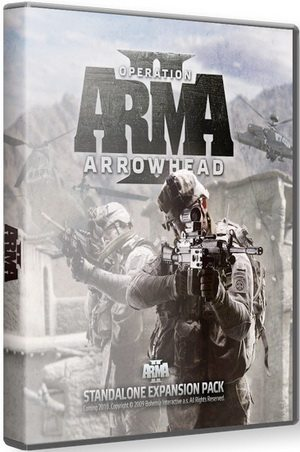 "ArmA 2: Операция ""Стрела"" / ArmA 2: Operation Arrowhead (2010/RUS/ENG/Repack)"