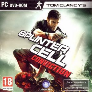 Tom Clancy's Splinter Cell: Conviction (2010/RUS/Repack)