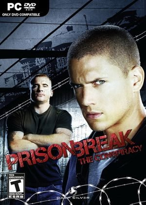 Prison Break: The Conspiracy (2010/RUS/ENG/RePack)