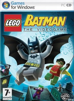 LEGO Batman. The Video Game (2008/RUS/RePack)