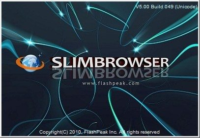 SlimBrowser 5.00 Build 049 Final