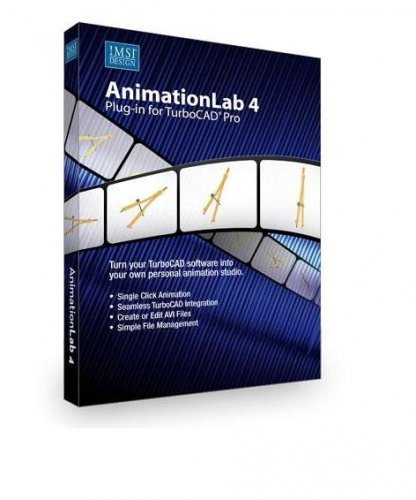 IMSI AnimationLab v4.4 for TurboCAD