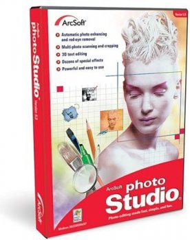 ArcSoft PhotoStudio 6.0.9.151 ML