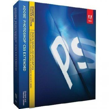 Adobe Photoshop CS5 Extended 12.0.1 RUS Repack - Тихая установка