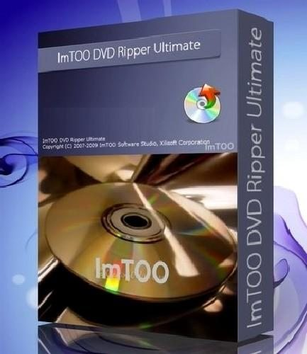 ImTOO DVD Ripper Ultimate 6.0.9 Build 0806