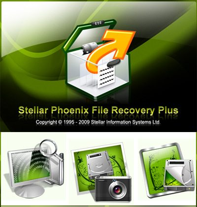 Stellar Phoenix File Recovery Plus 4.0.0.0 Portable