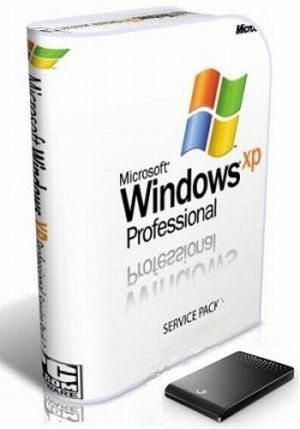 Windows XP Professional 32-64 bit RU SATA AHCI USB-HDD UpPack 100811