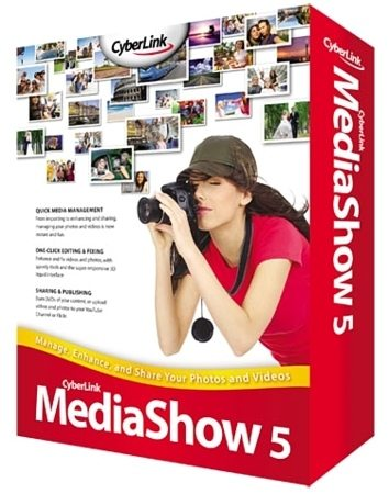CyberLink MediaShow Ultra v 5.1.1921 ML RUS