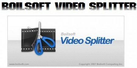 Boilsoft Video Splitter 6.01 Build 129