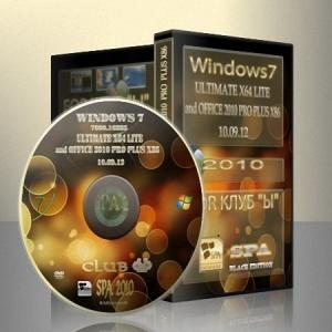 Windows 7 7600.Ultimate X64 LITE STYLLING & MS OFFICE 2010 PROPLUS