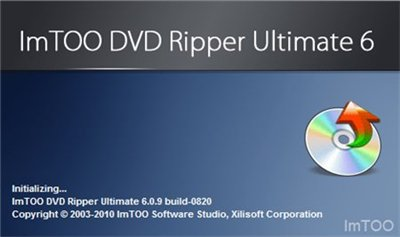 ImTOO DVD Ripper Ultimate 6.0.9.0917
