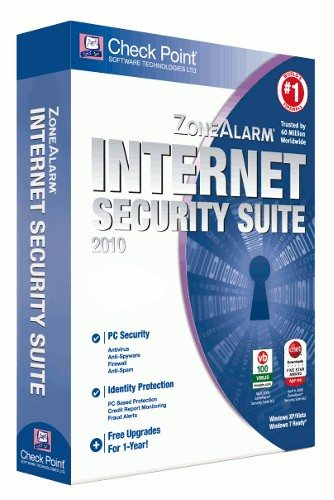 ZoneAlarm Internet Security Suite 9.3.037.000