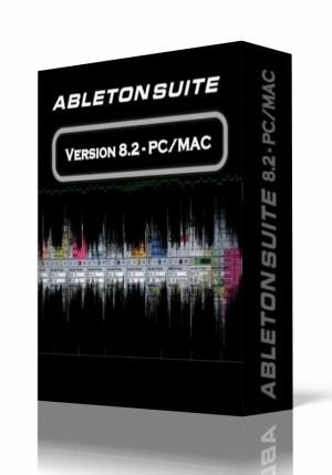 Ableton Suite v.8.2 (2010/ENG) – PC/MAC