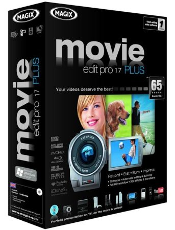 MAGIX Movie Edit Pro 17 Plus HD v 10.0.0.33