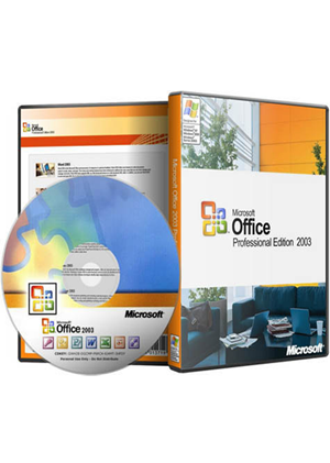 Microsoft Office Professional 2003 SP3 Rus (обновления 02.02.2011)